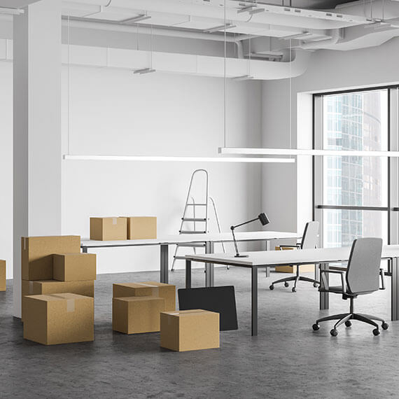 Moving Office in London