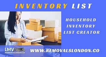 Create Inventory List