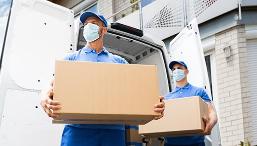 LMV REMOVALS LONDON - The impact of the coronavirus on our work