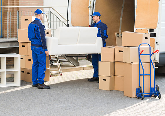 Domestic Removals in New Barnet