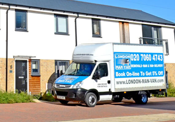 Removals London - Moving Service