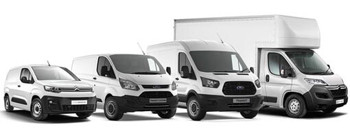 Office Removal Vans