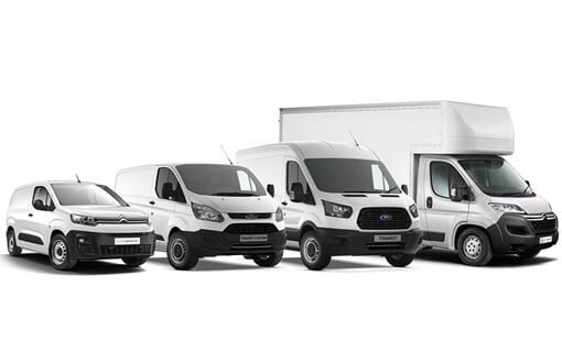 Hire Removal Vans in Halstead