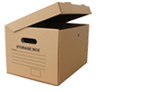 Buy Archive Cardboard  Boxes - Moving Office Boxes in Rise Park