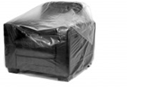 Buy Arm chair cover - Plastic / Polythene   in Crook Log