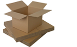 Buy Medium Cardboard  Boxes - Moving Double Wall Boxes in Broad Green