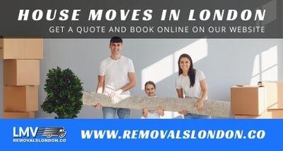 Domestic Moves in New Barnet