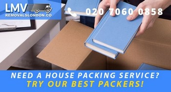 Packing Service London