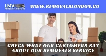 Movers from Removals London were very reliable, polite and courteous