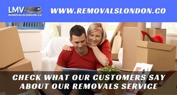 Excellent man and van service in London. Quick, reliable and friendly