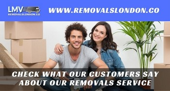review on removals service within Pinner HA5