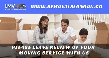 review on removals services from Barking IG11 to Dagenham RM8
