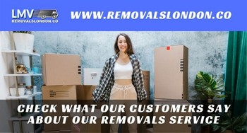 review on removals services from Kensington W14 to Chiswick W4