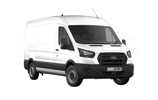 Removals Large Van and in  - Price and Size