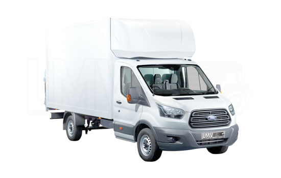 Removals Luton Van and Man Hire Hyde Park - Price and Size